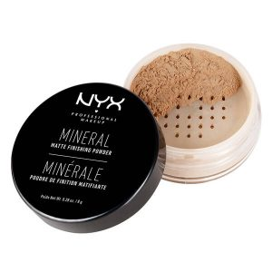 pudra pulbere nyx mineral finishing