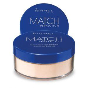 pudra rimmel match perfection powder