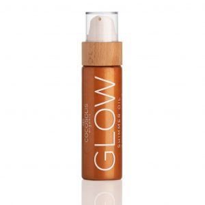 cocosolic glow shimmer oil