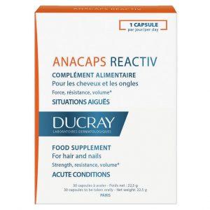 Anacaps Reactiv pentru par si unghii