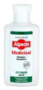 sampon par gras alpecin medicinal
