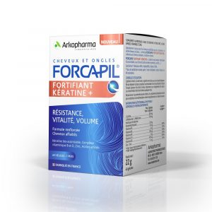 forcapil fortifiant keratine