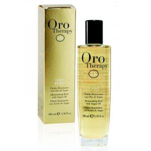 ulei de par Oro Therapy Illuminating