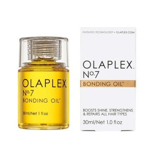 Ulei pentru Toate Tipurile de Par - Olaplex No 7 Bonding Oil