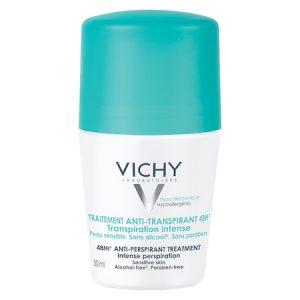 Deodorant roll-on antiperspirant Vichy