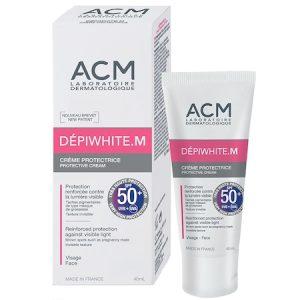 Crema pentru protectie solara ACM Depiwhite SPF 50+