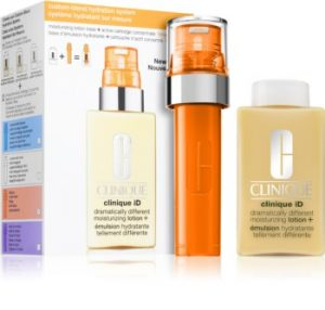 set ingrijire ten Clinique iD™ Dramatically Different™ Moisturizing Lotion + Active Cartridge Concentrate for Fatigue