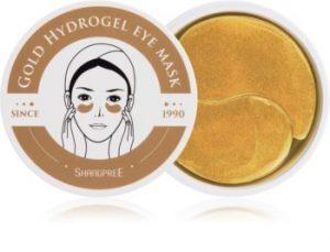 Shangpree Gold Hydrogel masca hidrogel pentru ochi efect regenerator
